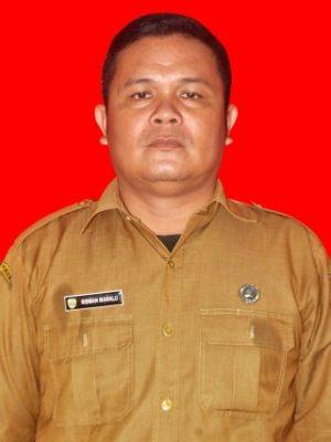 Risman Manalu, S. Pd