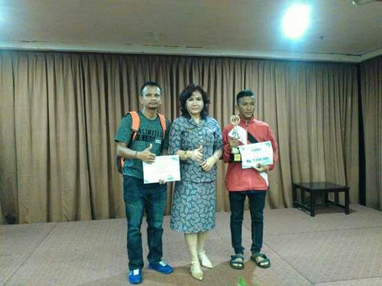 Juara 1 Renang Tingkat Provinsi