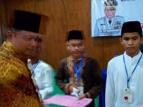 Juara 2 Lomba Pidato Tingkat Provinsi
