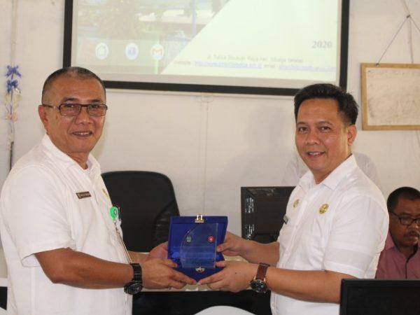 Studi Banding KACABDIS Stabat ke SMK Negeri 3 Sibolga