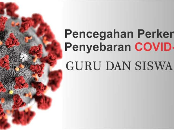 Pencegahan Perkembahan dan Penyebaran COVID-19