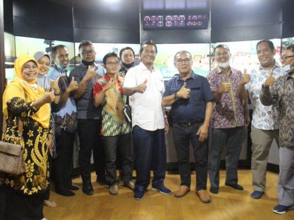 Kunjungan Dewan Pendidikan Kota Sibolga Bpk. H. Ramlan Husain Beserta Rombongan